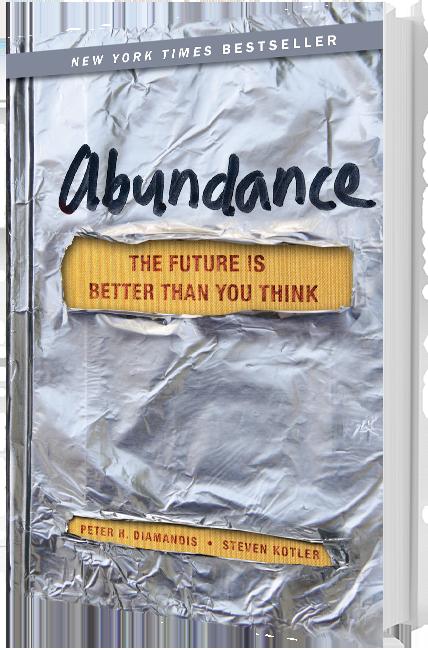 book abundance diamandis and kotler