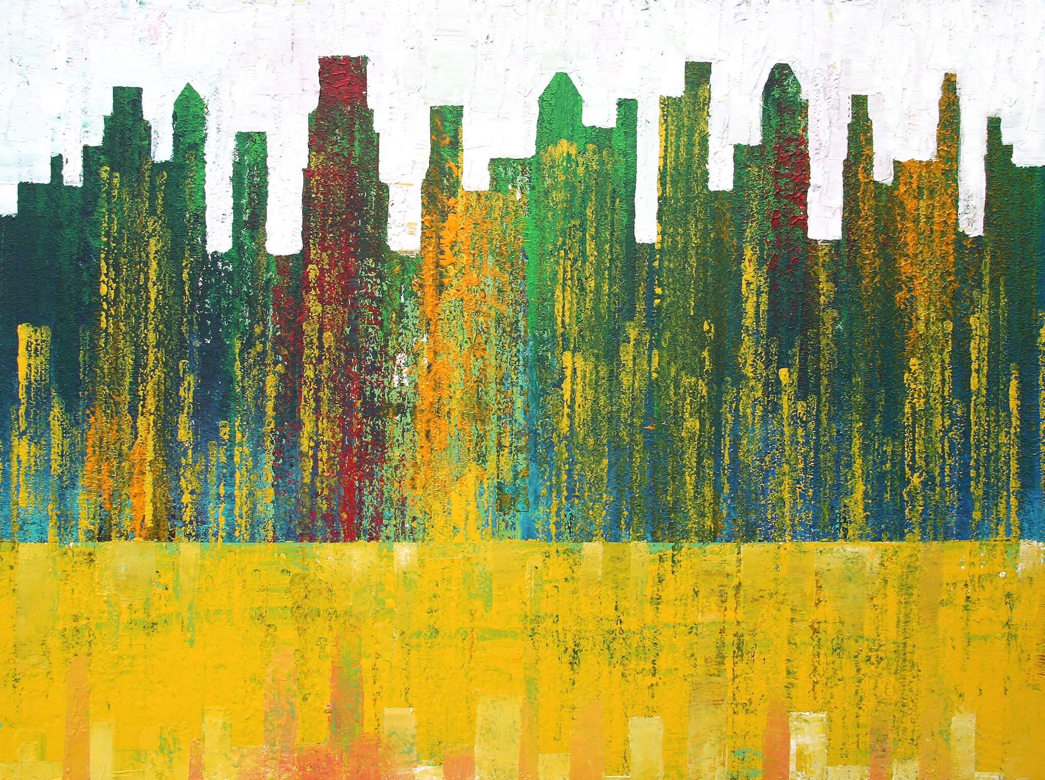 City and no city