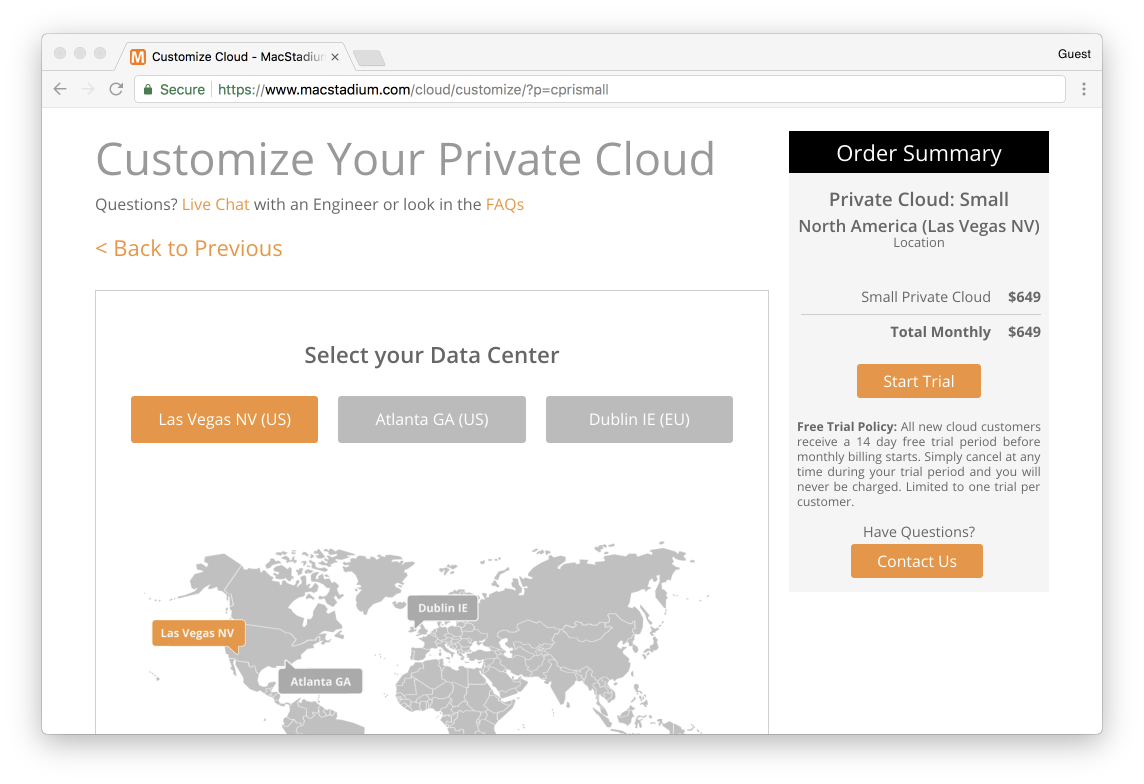 Customize Your Private Cloud