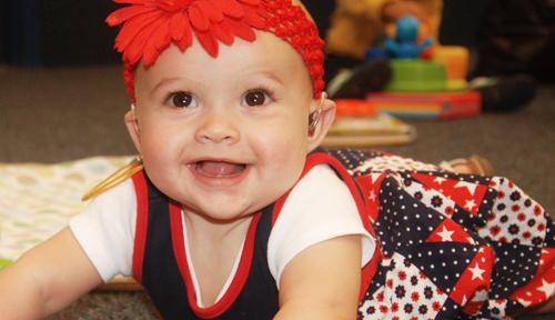 Free Newborn Hearing Diagnostic Services