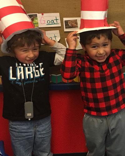 Lucas & Mateo
