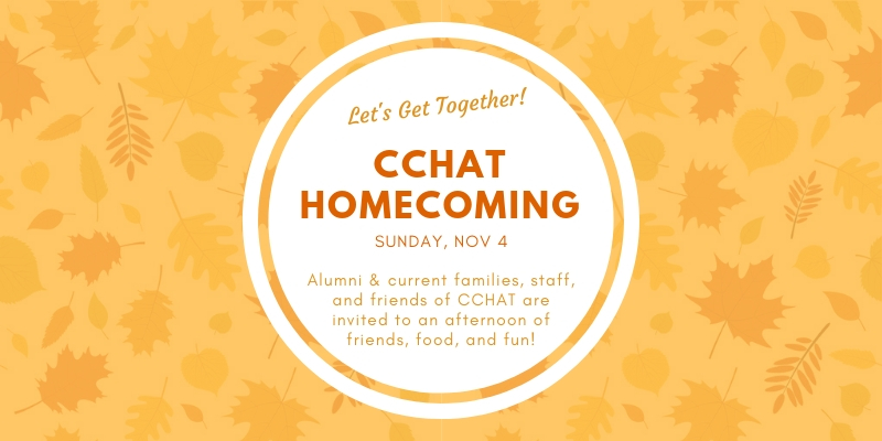 CCHAT Center's Annual Homecoming