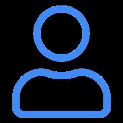 Individual Account Icon
