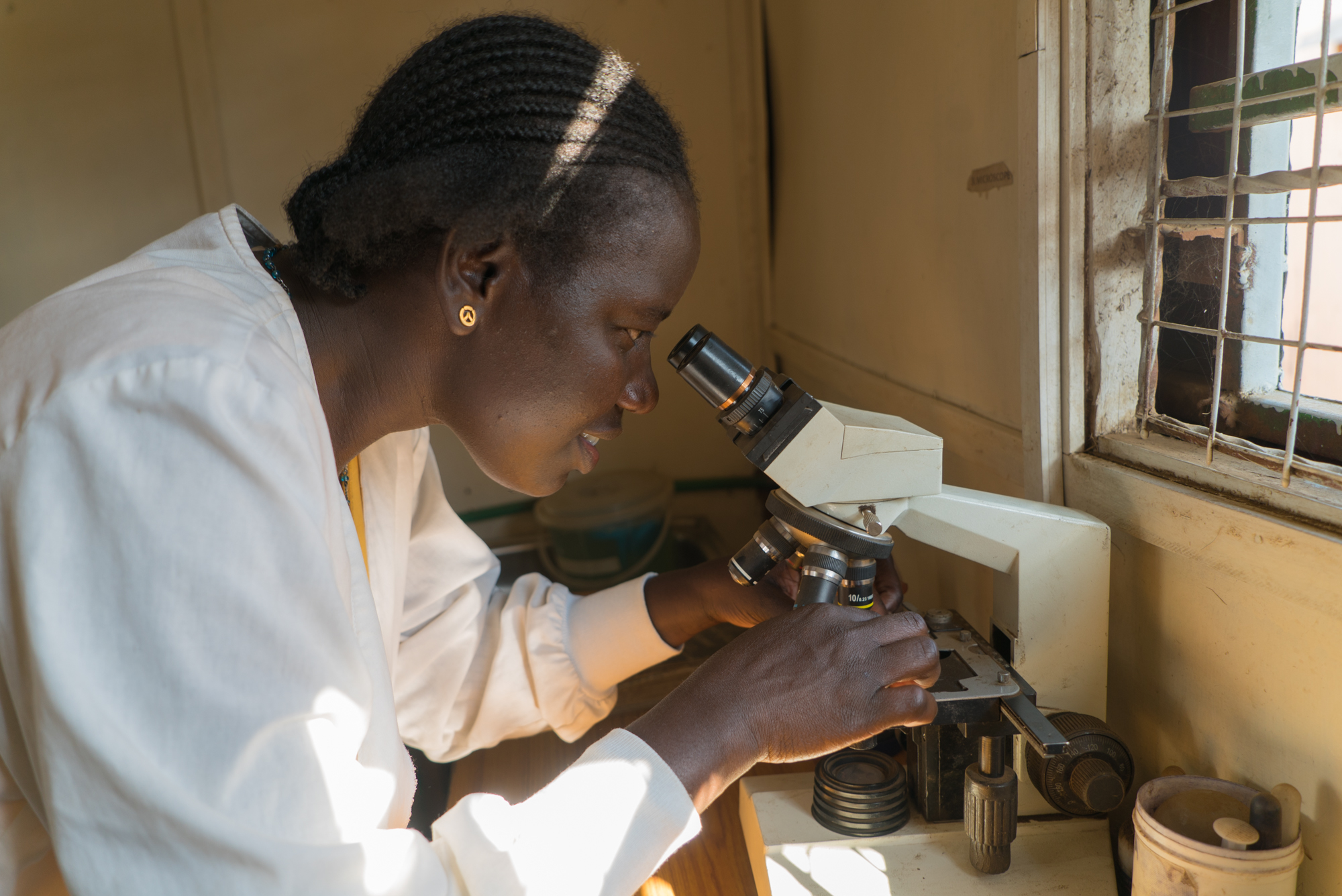 Highlights from our interview with Rhoda, a nurse at community clinic serving low income communities in Kisumu