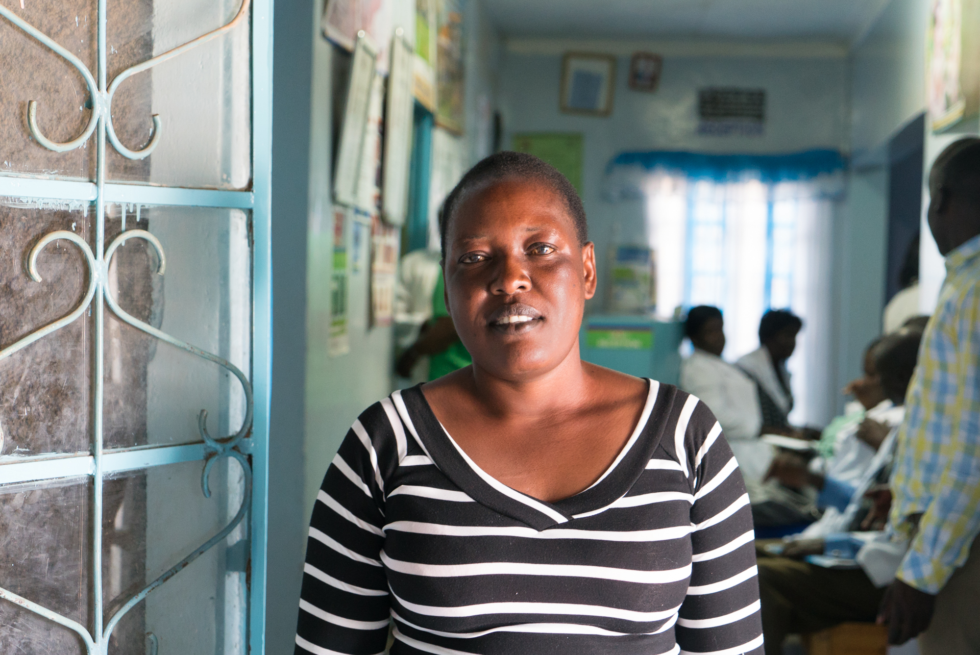 Highlights from our interview with Monica, a community health worker in Maniata, Kisumu.
