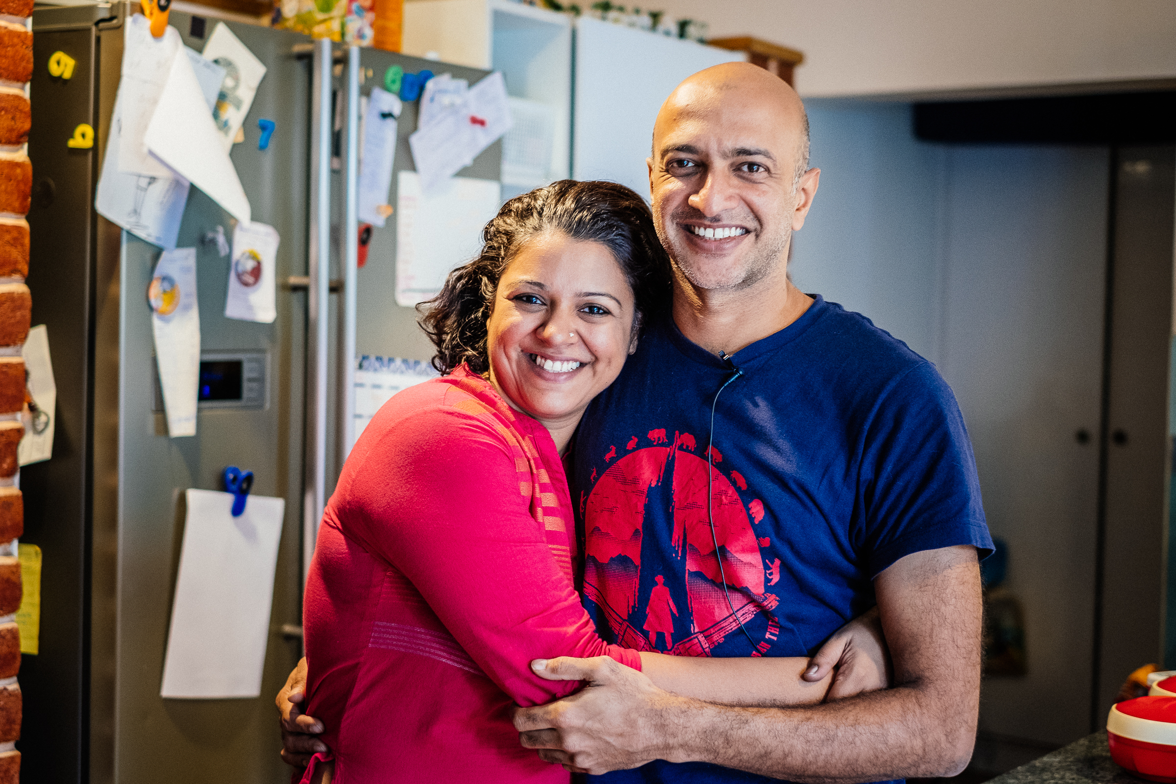Key highlights from our interview with Jaga and Reshma, upper middle class patient profiles with a busy family life.