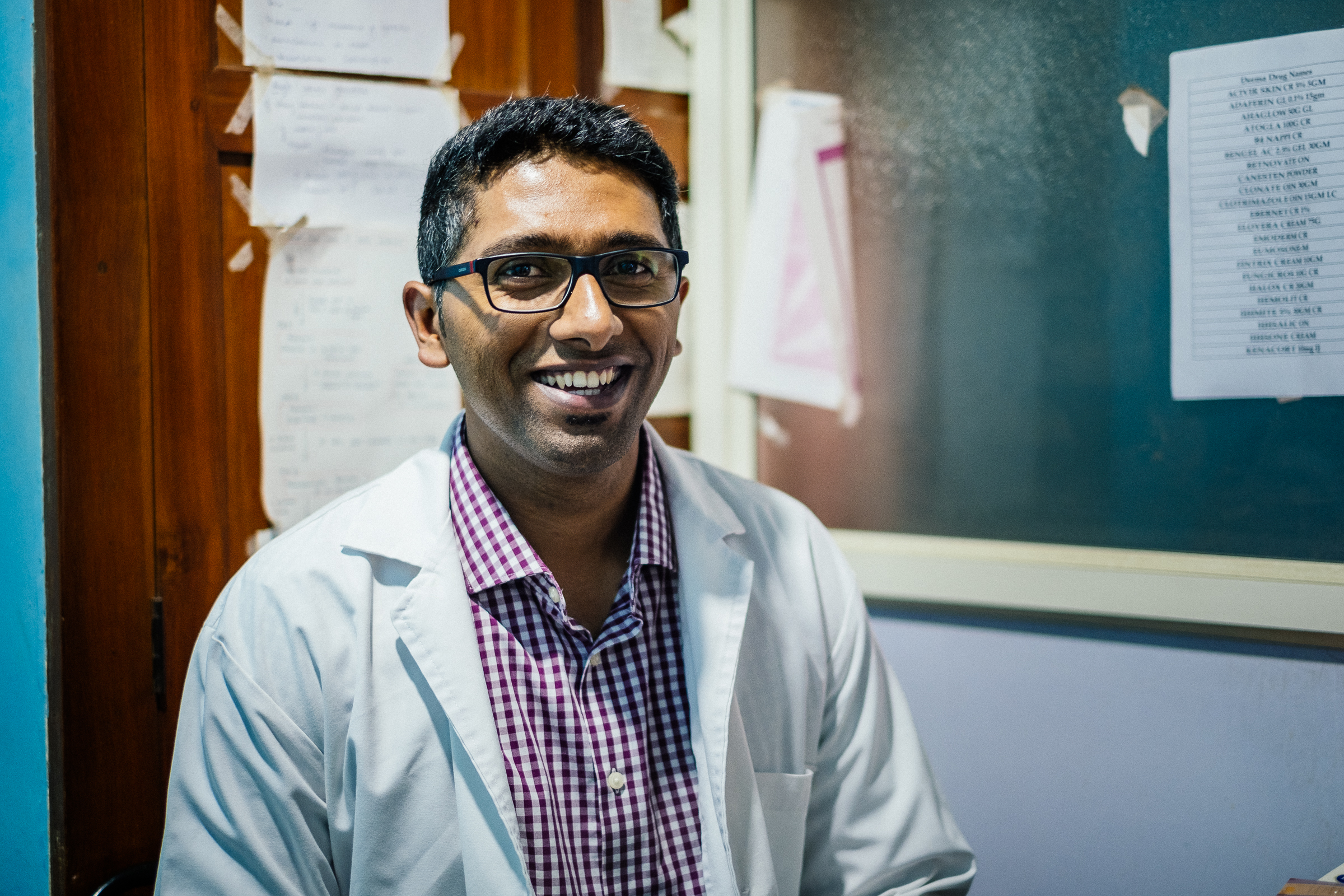 Highlights from our interview with Samar, a GP and family physician at multiple clinics across Bangalore.