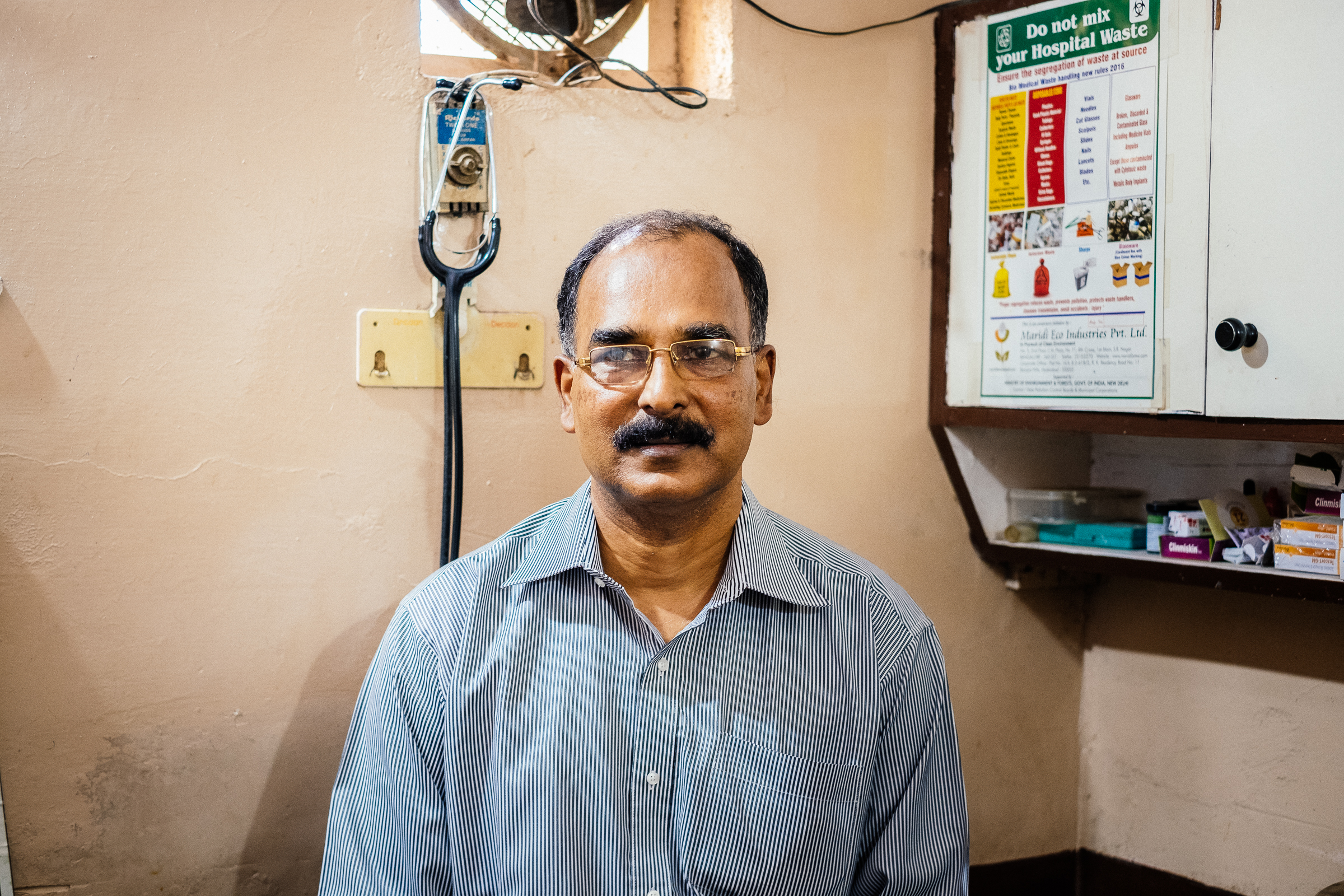 Highlights from our interview and observation session with Dr Shaurya, a registered medical practitioner running his own private clinic in Bangalore.