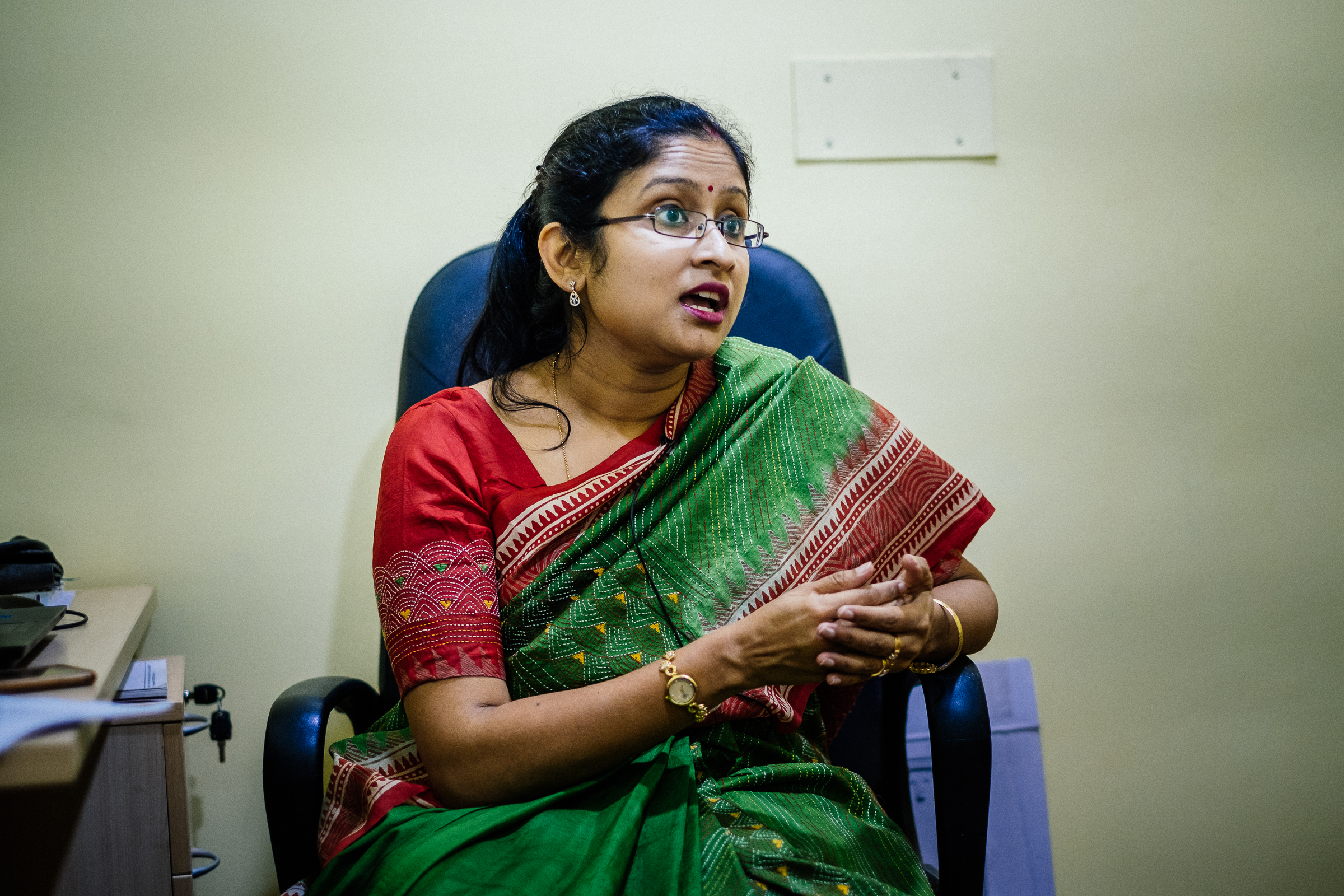 Highlights from our interview with Dr Roshan, a family physician running her own clinic in Bangalore.