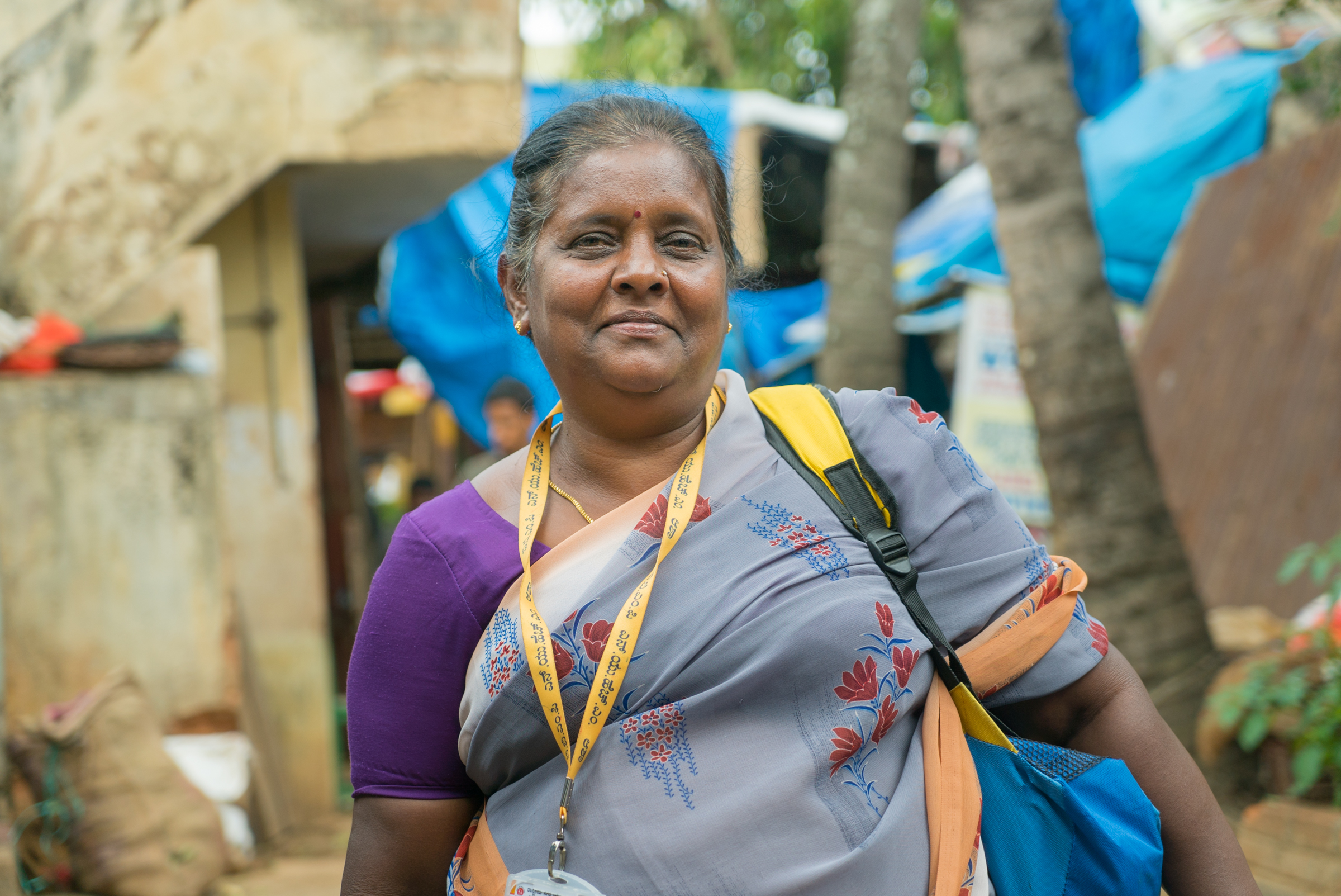We interviewed an ASHA in Bangalore, the equivalent of a Community Health Worker in Kenya. Here's what we learned