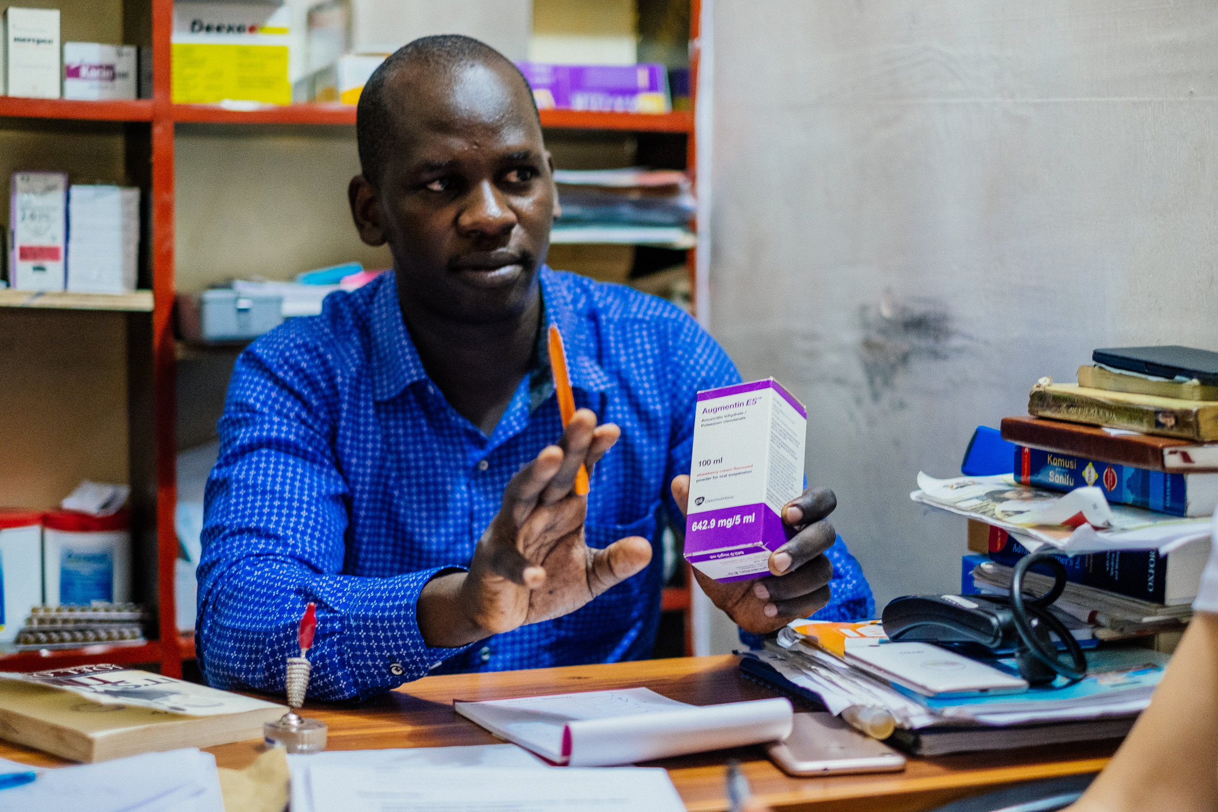 Check out the learnings from our interview with Matu, a busy pharmacist in Kisumu