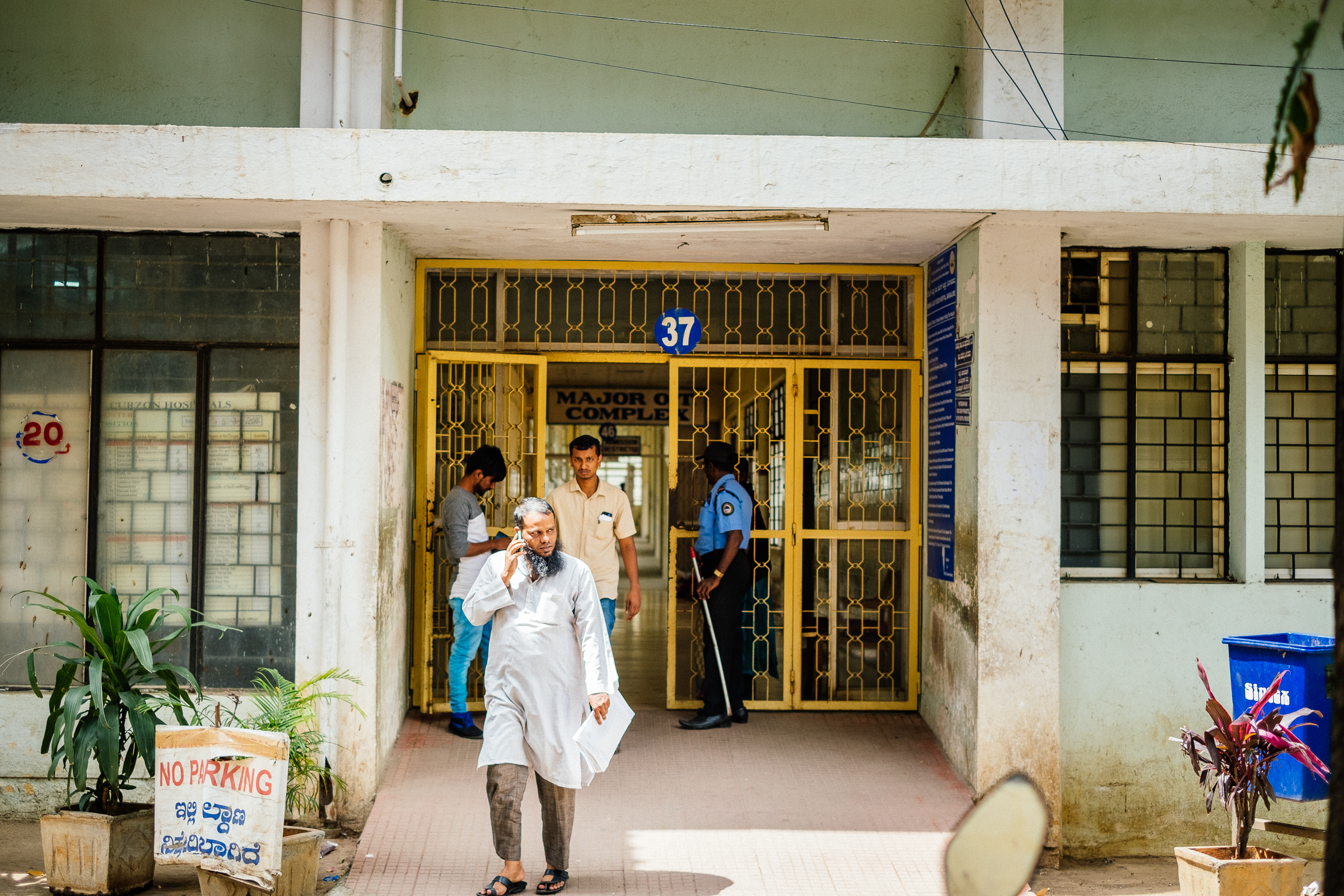 Key learnings from our observation and interview with a senior doctor at a public Out Patients Clinic in Bangalore