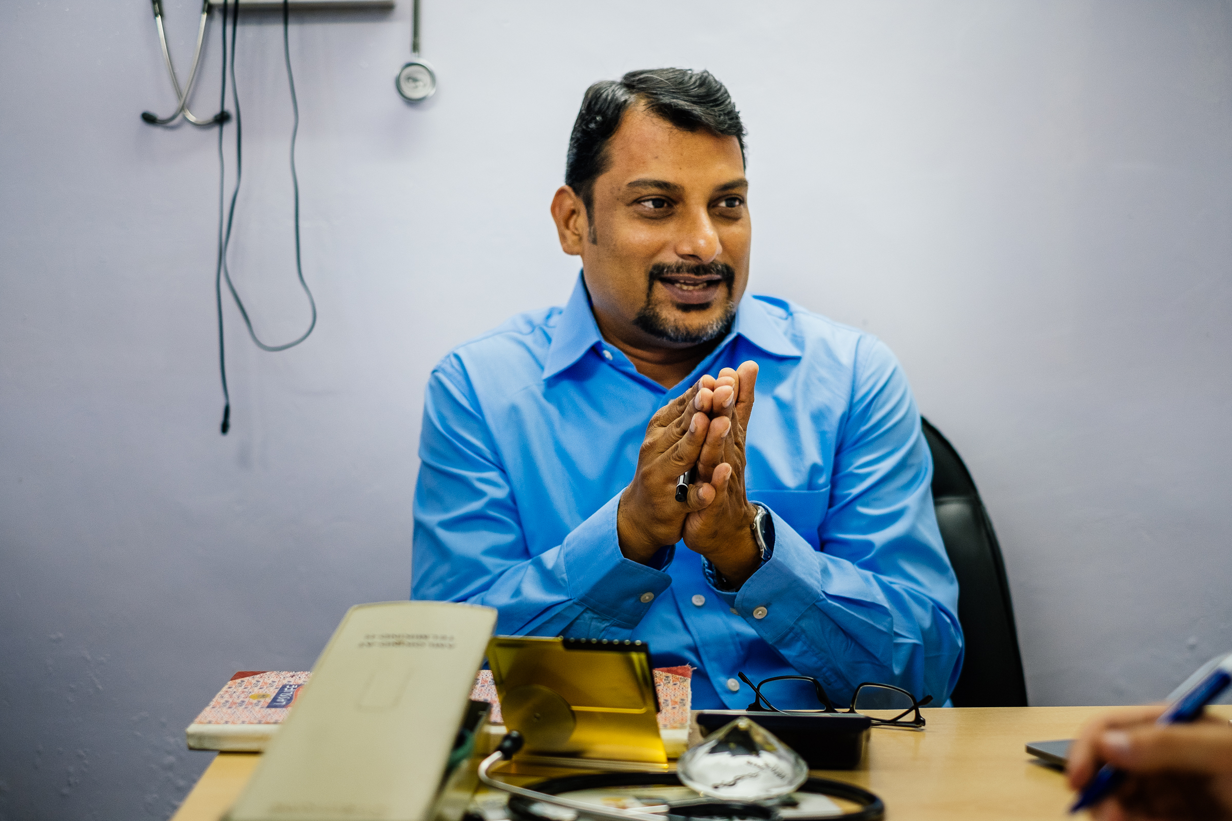 We spoke to Dr Neeraj, a 44 year old GP in Bangalore who owns his private clinic. Here are some highlights from our session.