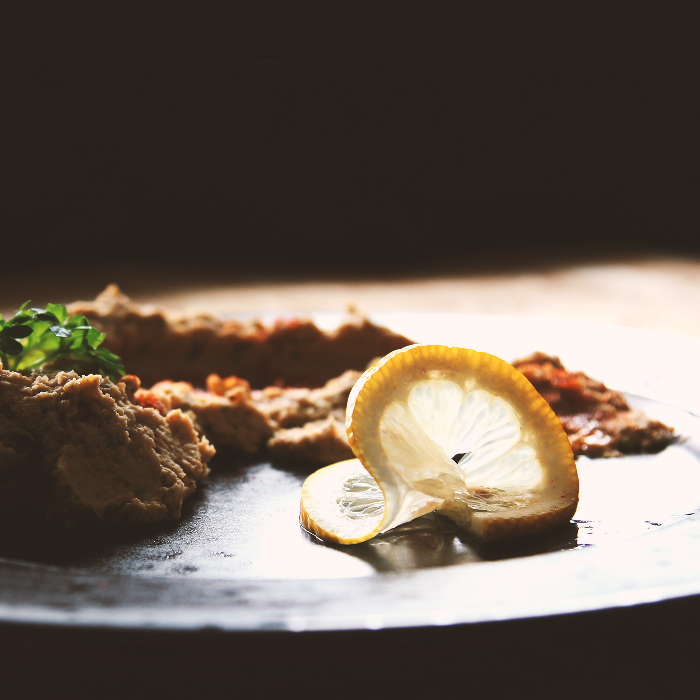 Protein Hummus- Delicious Hummus recipe with Edible worms