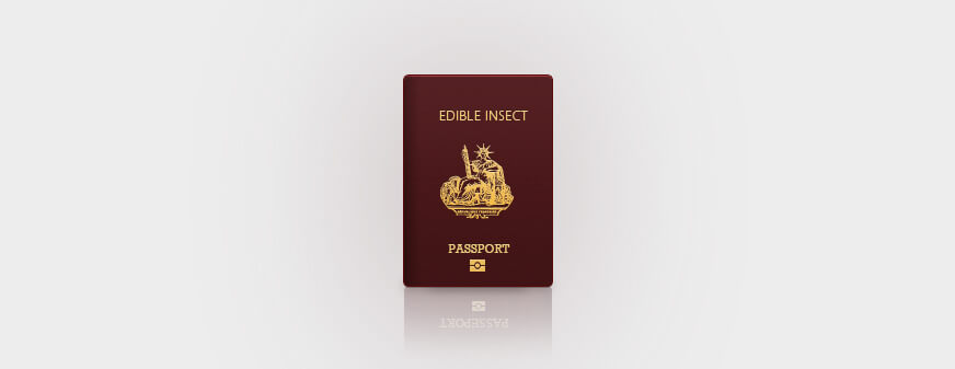 Insect passport