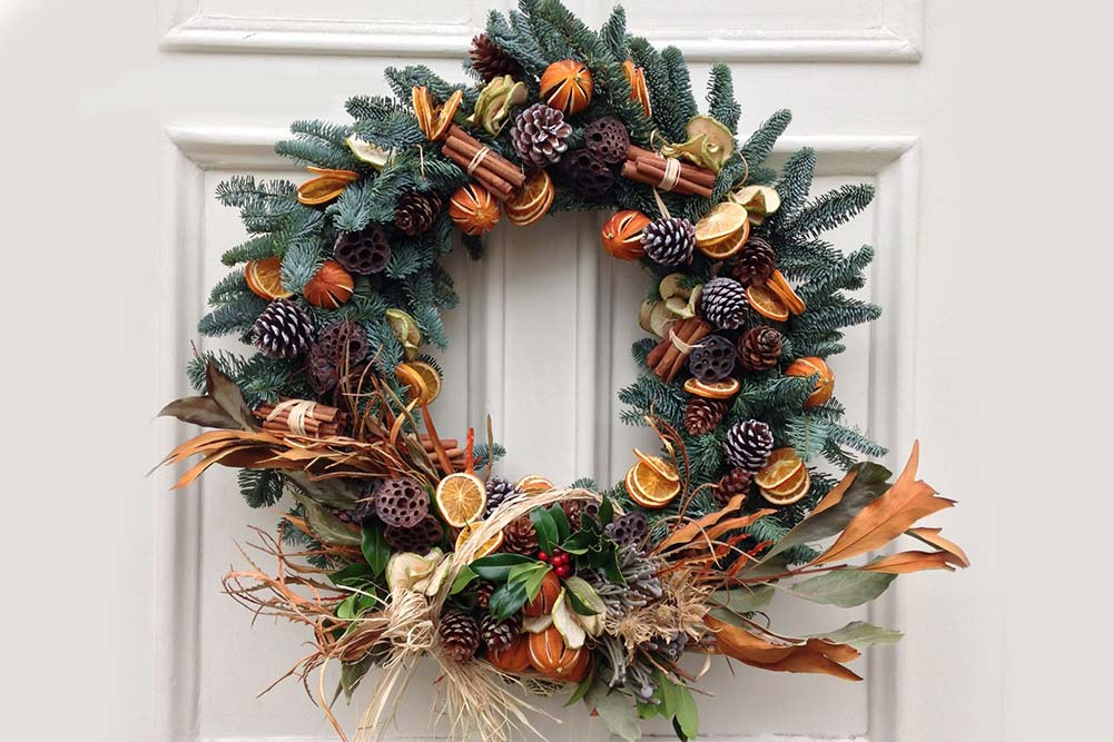 Christmas Wreath Making Workshop 06 12 18