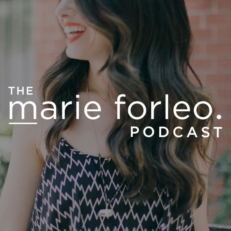 top 10 podcasts cross campus career development personal development podcast marie forleo