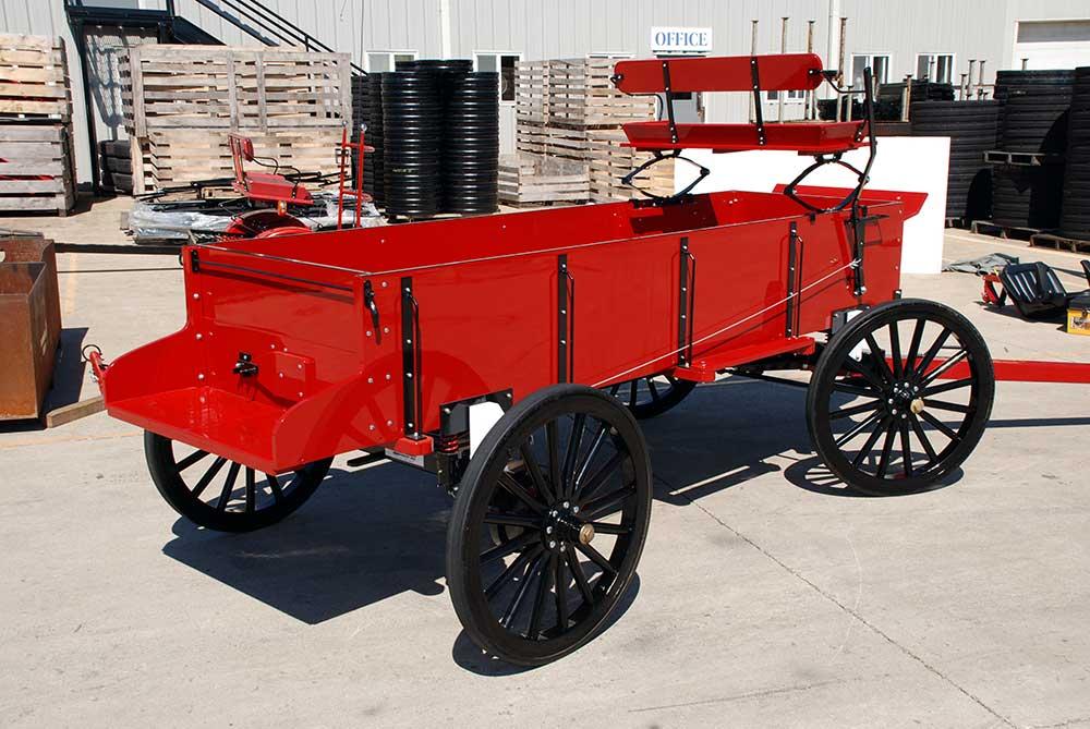 Weaver Hay & Farm Wagons