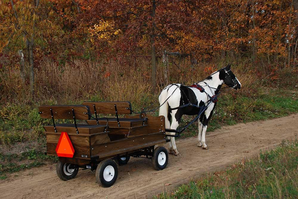 Weaver Pony Wagons