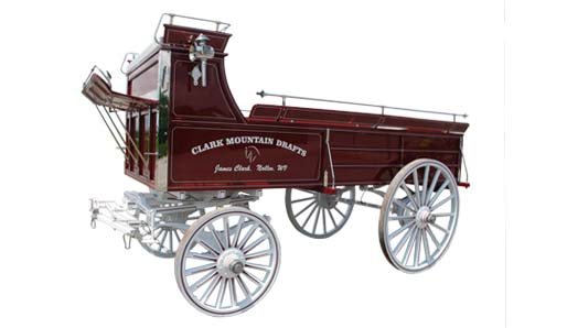Hitch Wagons from Weaver Wagons in Dalton, Ohio