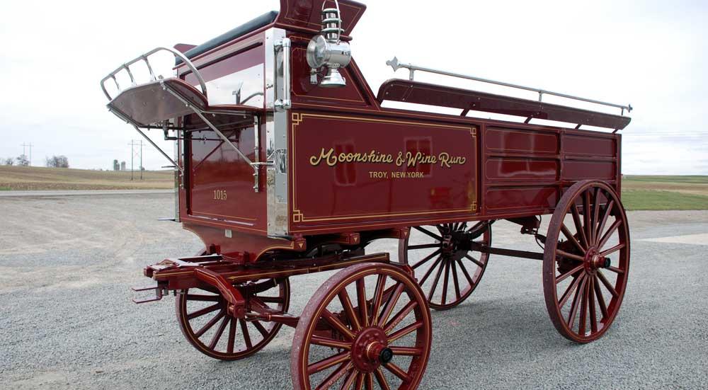 Wagon Restoration - After