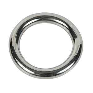 """4015 Ring .50"""" x 3.5"""" Stainless Steel"""