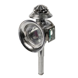 Wagon Lamp (Import) Stainless Steel