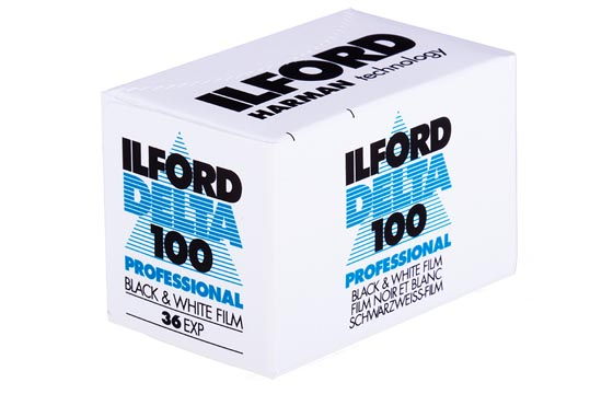 135 Black & White Film Processing*