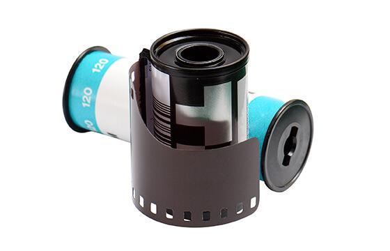 120 Black & White Film Processing*