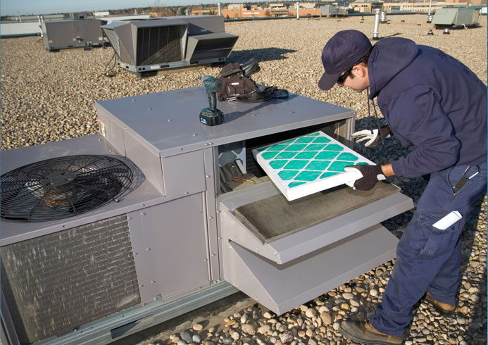 commercial hvac in ND