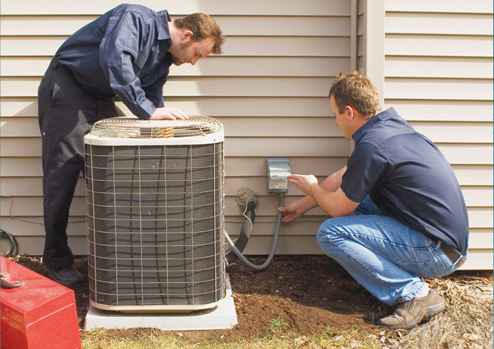 hvac maintenance in ND