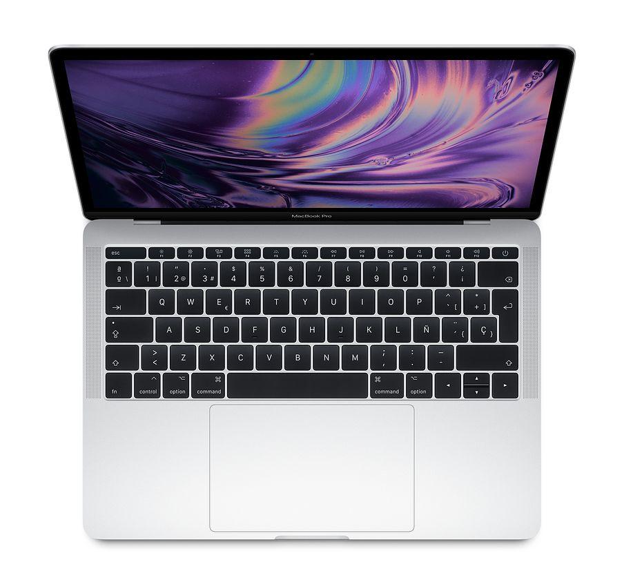"Apple MacBook Pro 13"" i5 dual-core 2.3GHz / RAM 8Gb / SSD 128GB - Silver"