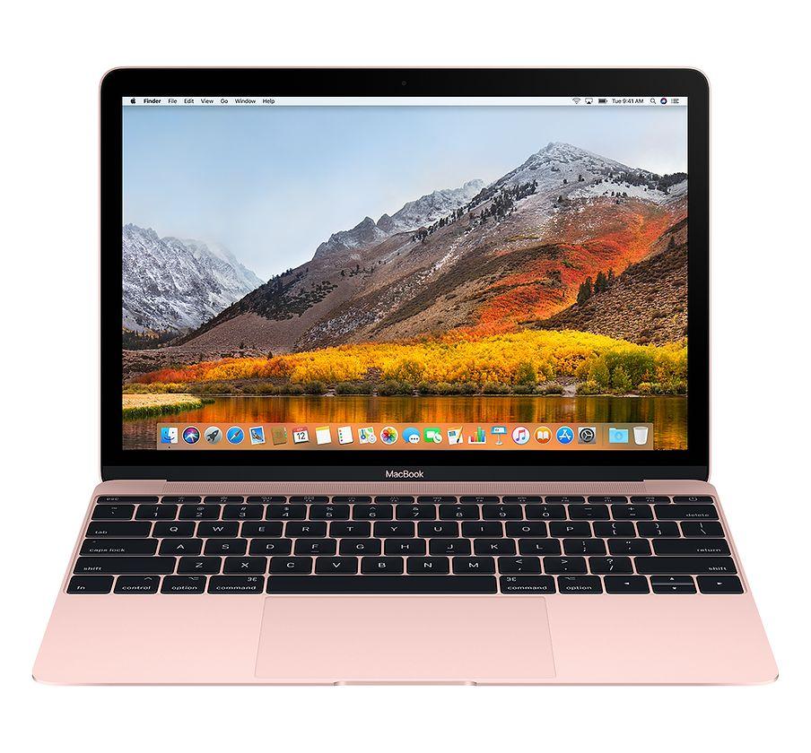 "Apple Macbook 12"" m3 1.2GHz / RAM 8Gb / SSD 256GB - Rose Gold"
