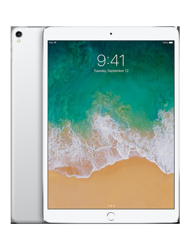 10.5-inch iPad Pro Wi-Fi 64GB - Silver