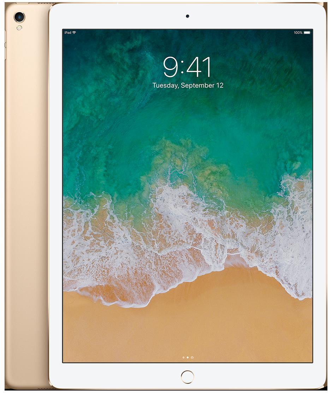 12.9-inch iPad Pro Wi-Fi 64GB - Gold