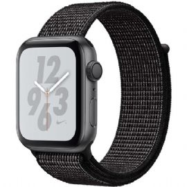 Apple Watch Nike+ Series 4 GPS + Cellular, 44mm Space Grey Aluminium Case with Black Nike Sport Loop