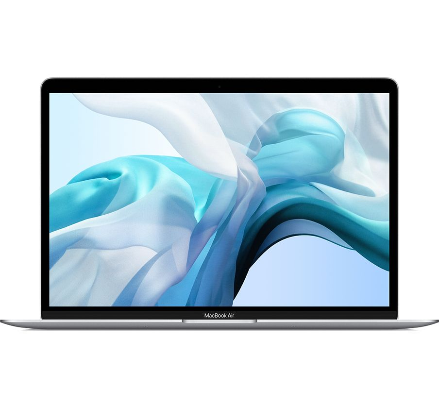 "Apple MacBook Air 13"" i5 dual-core 1.6GHz/8GB/256GB/Intel UHD Graphics 617 - SILVER - Internazionale"