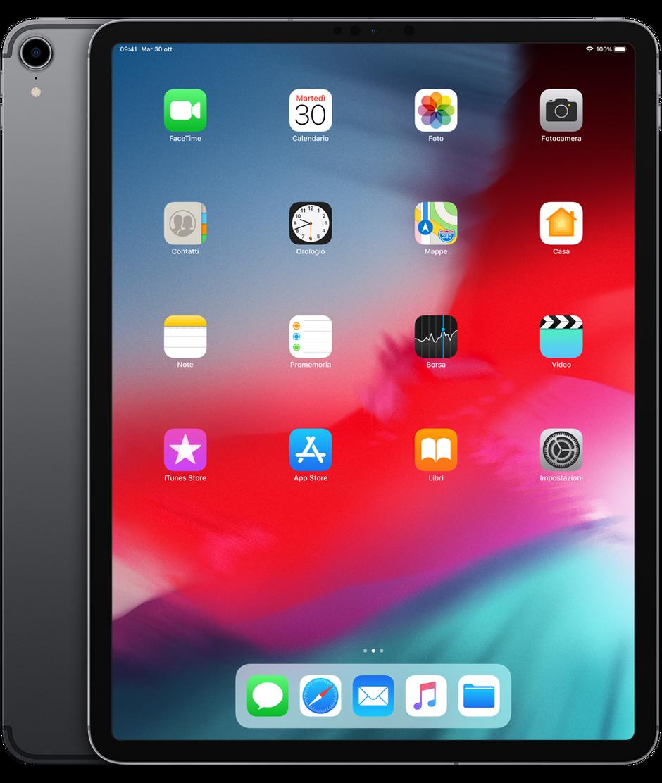 12.9-inch iPad Pro Wi-Fi 64GB - Space Grey