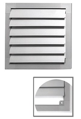 Climatec - Backdraught Shutters