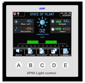 Climatec - XP69 Light Control