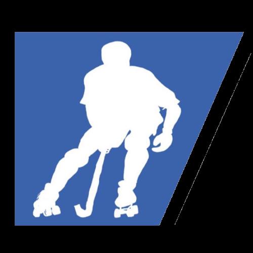 Roll Hockey Art