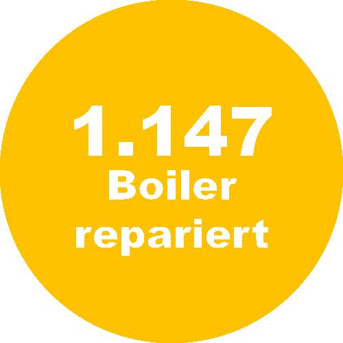 1147 Boiler repariert