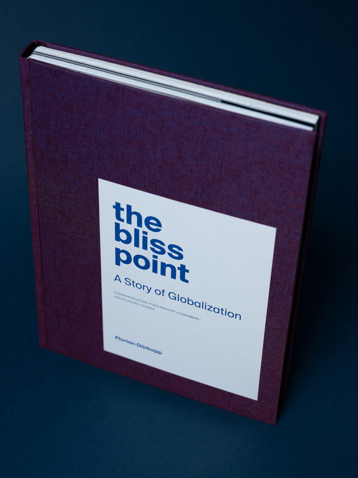 Book the bliss point - A Story of Globalization