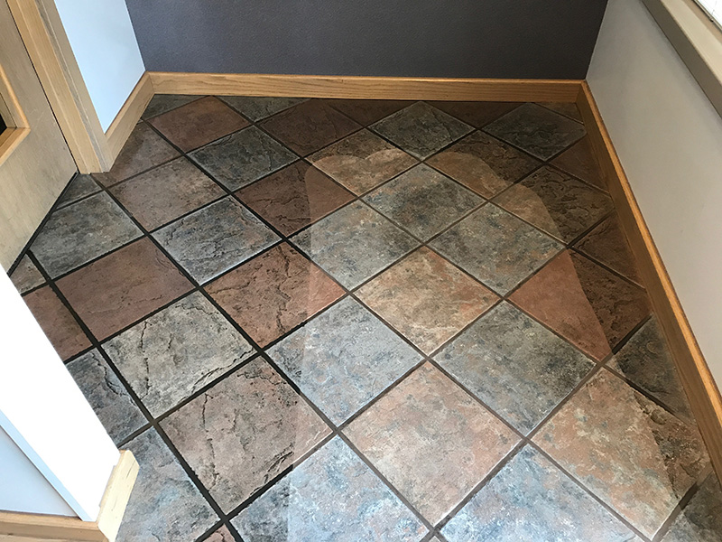 commercial tile & grout cleaning in bellingham wa