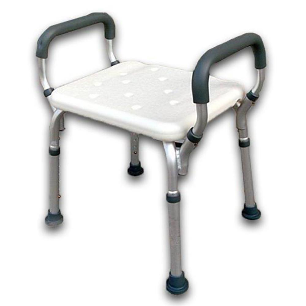 Shower Stool Aluminium
