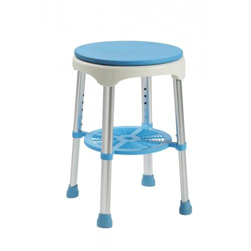 stool shower seat swivel