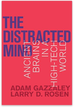 The Distracted Mind Book cover