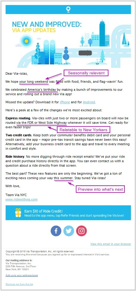 The 20 Best Product Launch Emails That Reengage Users