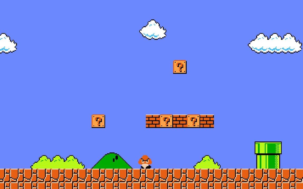 Super Marios level one