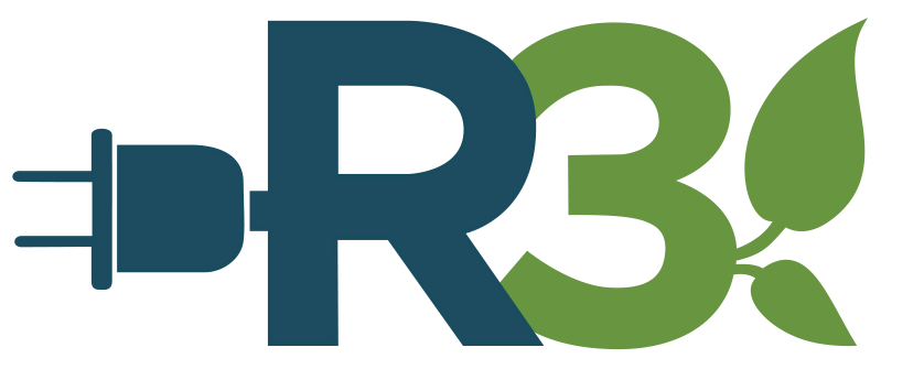 R3 Recycling logo